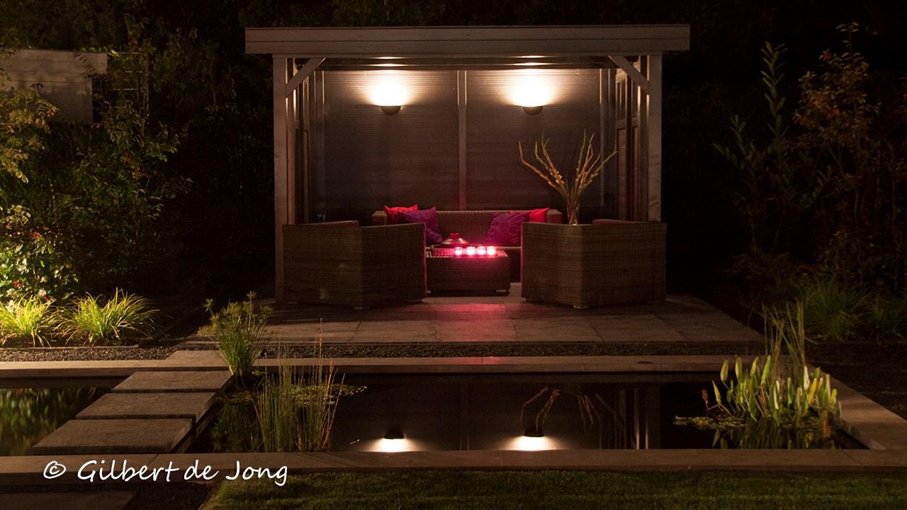 Tuinverlichting in je tuin - Tuinontwerpervinden.nl TOG