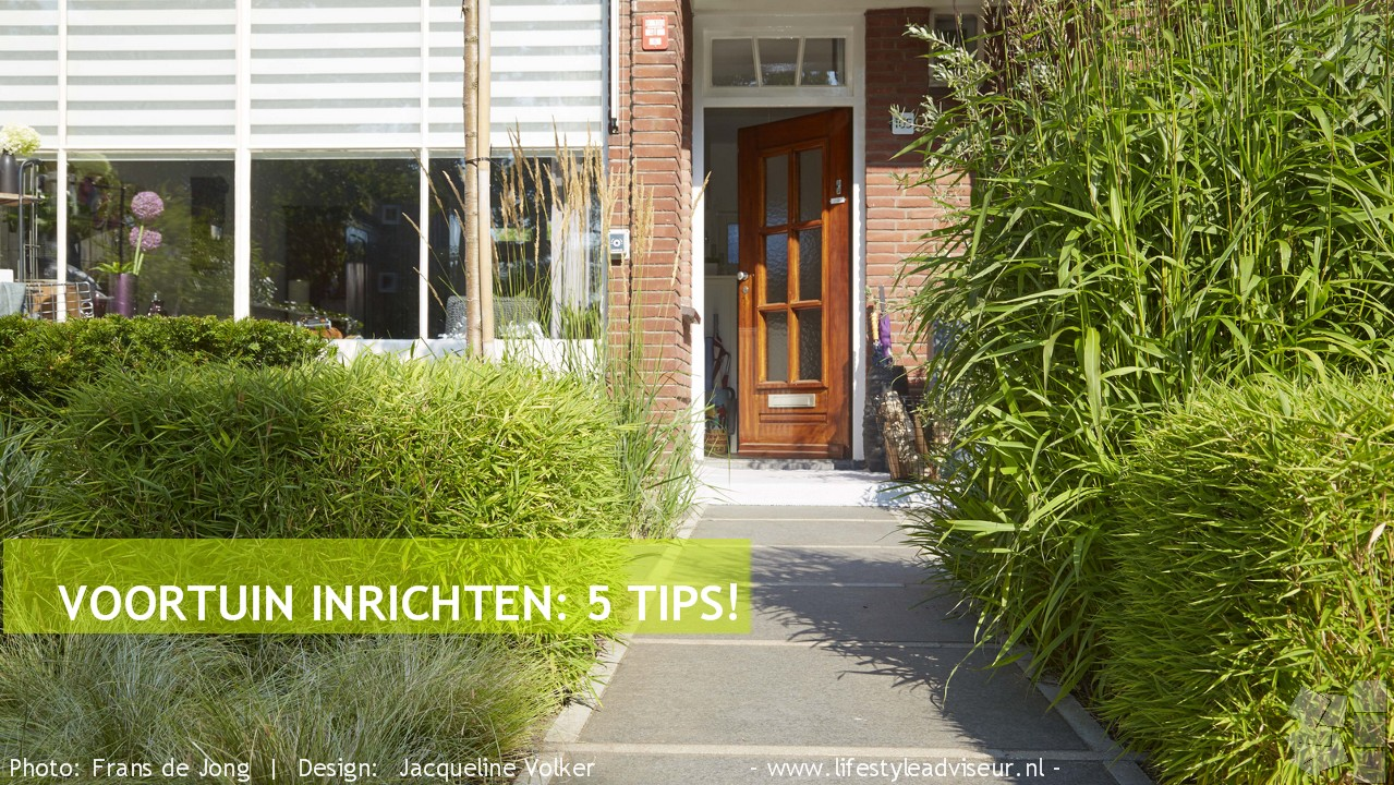 Parkeren In Voortuin : Tips voor het inrichten van kleine voortuin tuinontwerpervinden