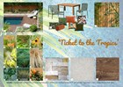 Moodboard tropische tuin StyleGardens Ticket to the Tropics lowres