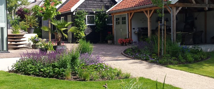 Bladgeritsel tuinontwerp rotterdam tuinontwerpervinden for Tuinontwerp noord holland